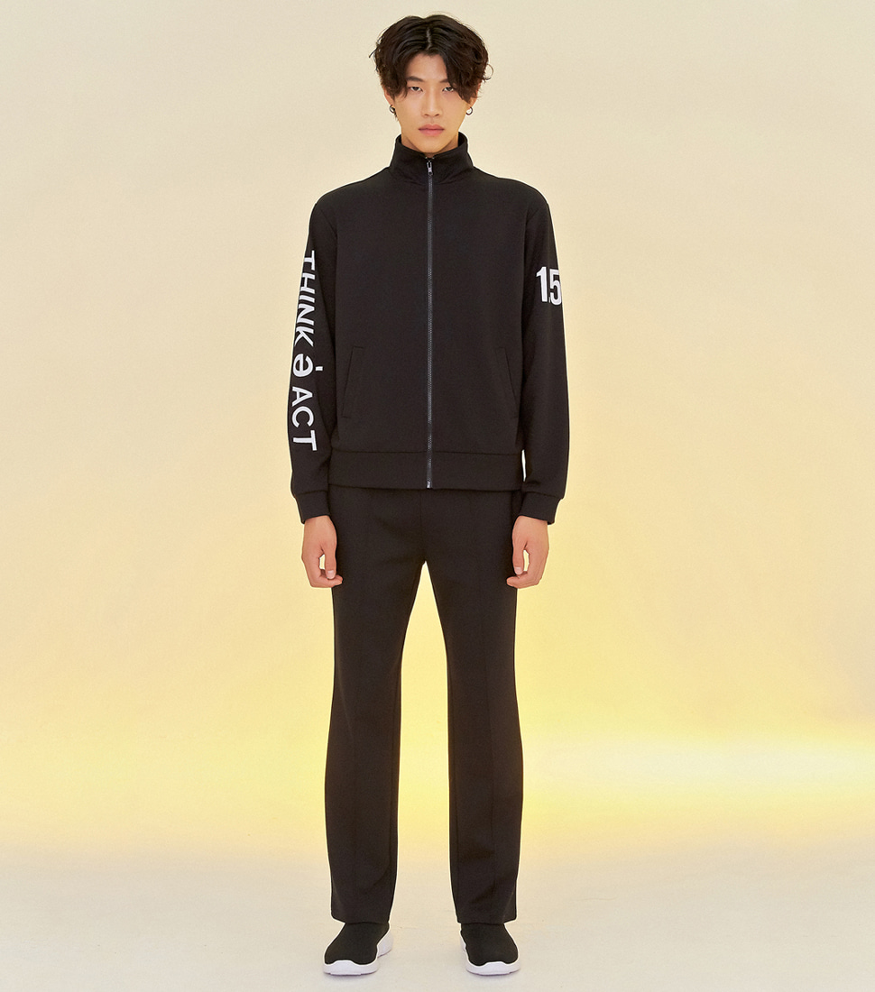 THINK TRACK TOP_BLACK