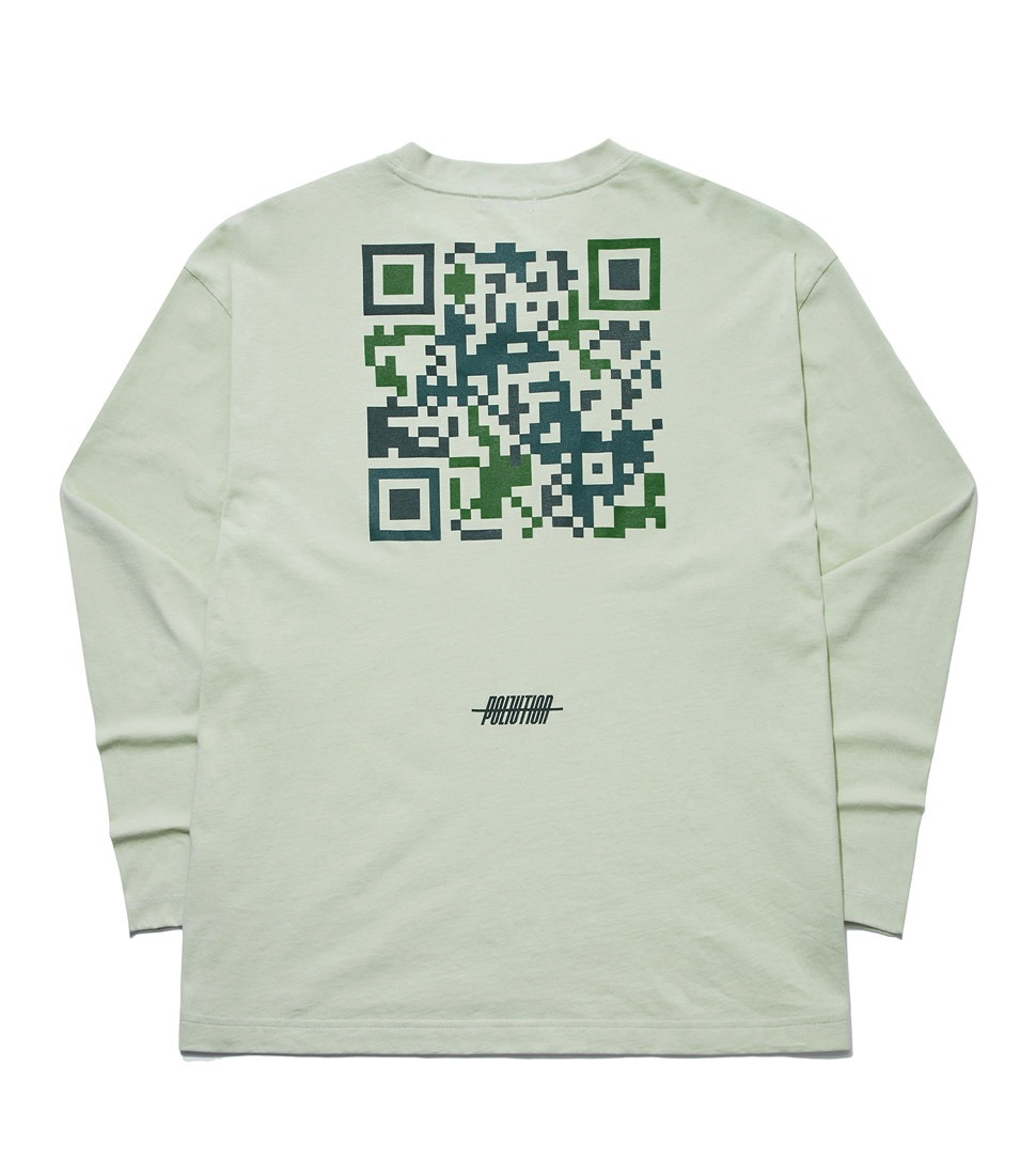 QR CODE LONG SLV T LIGHTOLIVE